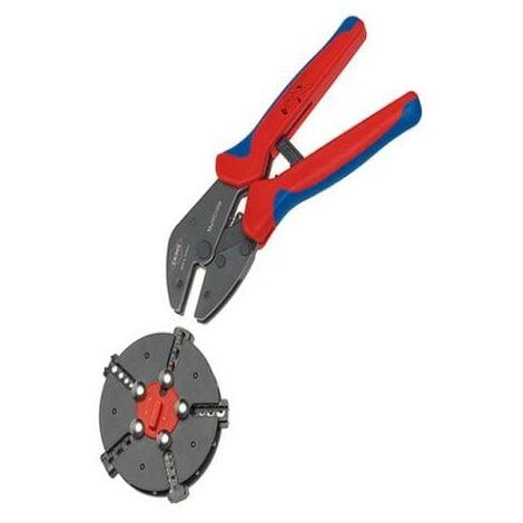 Knipex Multicrimp? Pliers Set - 5 Quick Chang