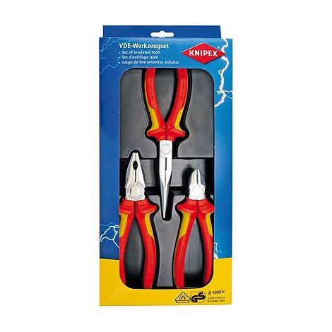 Knipex Pliers sets 292MM