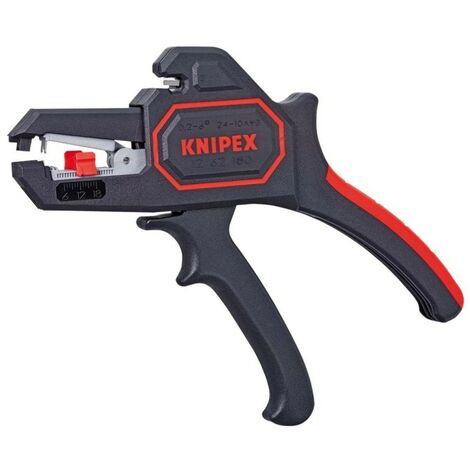 Knipex-Werk Abisolierzange 12 62 180 SB
