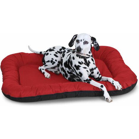 Knuffelwuff Wasserfestes In und Outdoor Hundebett Lucky aus Nylongewebe