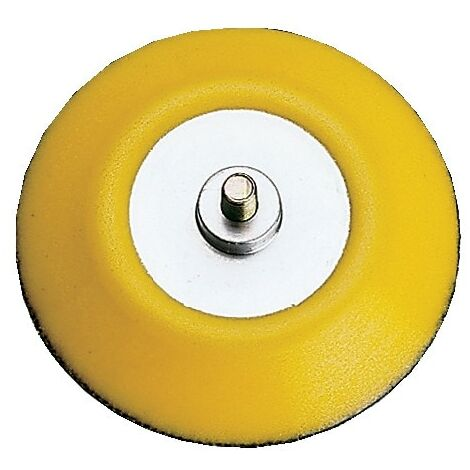 Kobe 75mm Flexible Backing Pad For Hook-n-loop 5/16""