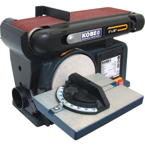 Kobe­ Blue Line Belt & Disc Sander 370W