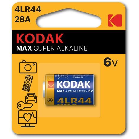Kodak - Batteries Alt Batt k28a/4lr44