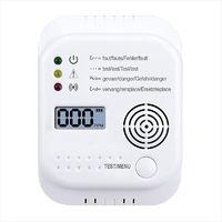 Kohlenmonoxid Melder CO-Warnmelder Kohlenmonoxid Alarm CO-Melder