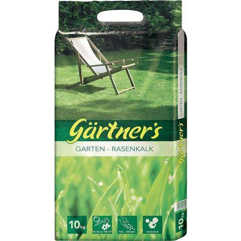 Gärtner´s Garten-Rasenkalk gekörnt 25 kg