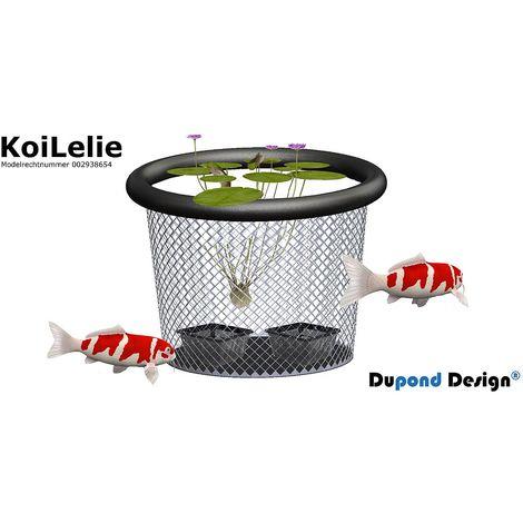 KOI LELIE - vaso per la coltivazione di ninfee e piante acquatiche