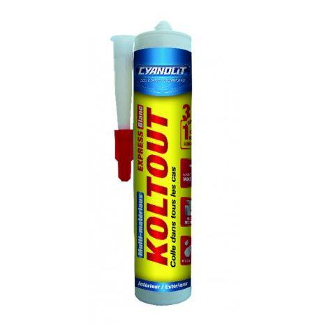 KOLTOUT EXPRESS white adhesive - AC MARCA IDEAL : 33300149