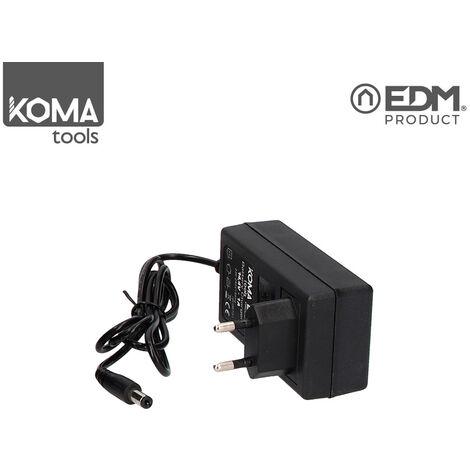 "main image of ""KOMA TOOLS 08731 CARGADOR RECAMBIO - PARA TALADRO/ATORNILLADOR REF: 08703"""