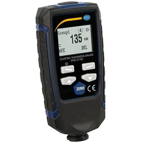 kombiniertes Materialdickenmessgerät PCE-CT 65 / zur Einhandbedienung / zerstörungsfreie Messung