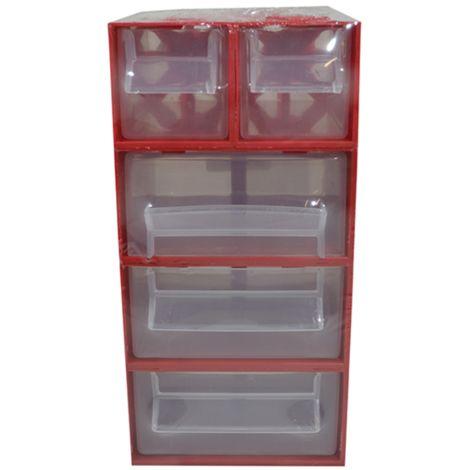 Cassettiere In Plastica Componibili.Cassettiere In Plastica Componibili Al Miglior Prezzo