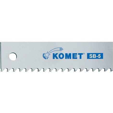 "Maschinensägeblatt HSS SB5 300x25x1,50 14 Zähne///"" Komet"