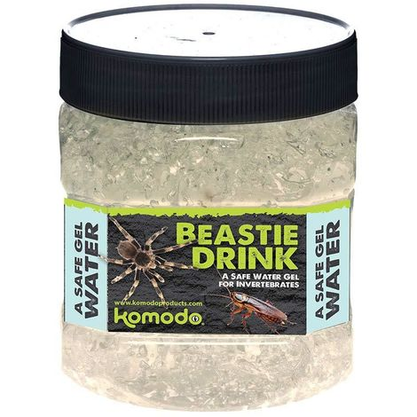 Komodo Beastie Drink Safe Liquid Water Gel (500ml) (Clear)