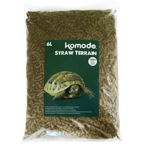 Komodo Straw Terrain (6L) (May Vary)