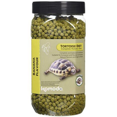 Komodo Tortoise Diet Complete (170g) (Banana)
