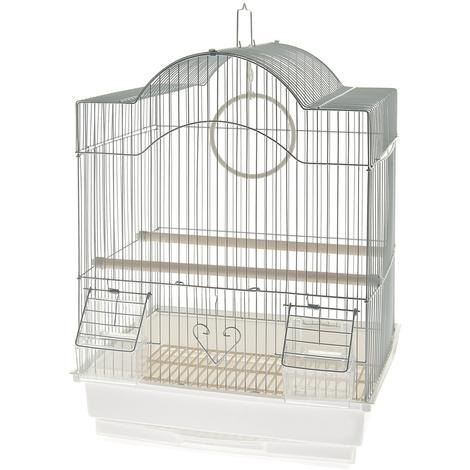 Komplette Käfigmodell Pleuelstange für Kanarienvögel Ferribiella