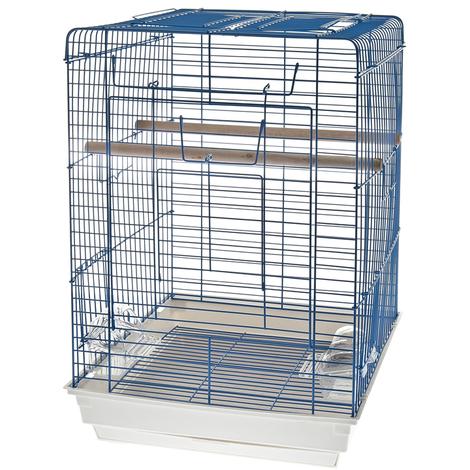 Kompletter Käfig für Papageien Modell Trento Ferribiella