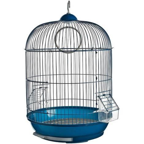 Kompletter Käfig Modell Vercelli für Kanarienvögel Ferribiella