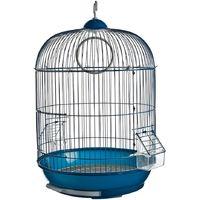 Kompletter Käfig Modell Vercelli für Kanarienvögel Fuss-bird