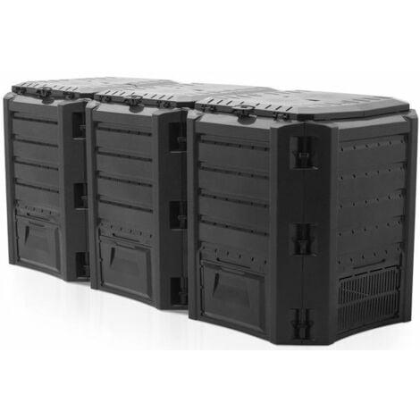 Komposter 1200l Prosperplast IKSM1200C