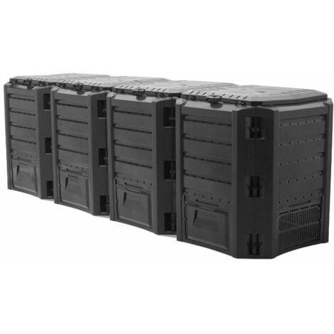 Komposter 1600l Prosperplast IKSM1600C