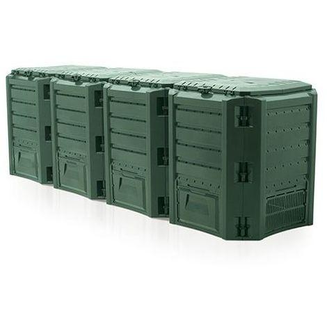 Komposter 1600l Prosperplast IKSM1600Z