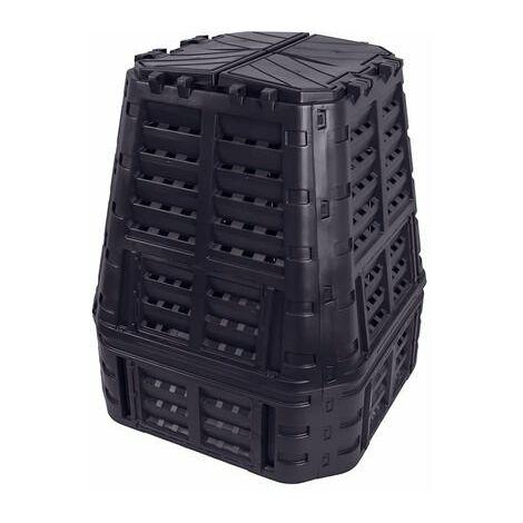 Komposter 650l Patrol KOMPOST650CZAPG001