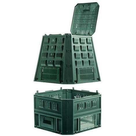 Komposter 850l grün Prosperplast IKEV850Z