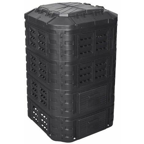 Komposter, modular 1000l Patrol KOMPOST1000CZAPG001
