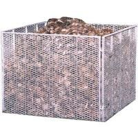 Komposter Streckmetall 80x80x70 cm Brista 4011379222128 Inhalt: 1