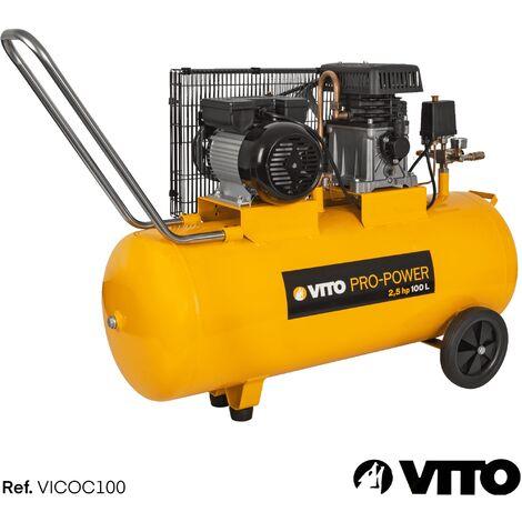 Kompressor 100L 8 -12 bar 230V VITO