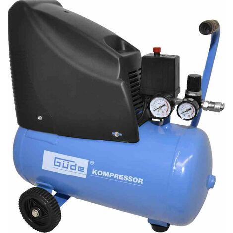 Kompressor 1,1kW Druckluftgeräte Werkzeuge Werkstatt Heimwerker Kompressoren