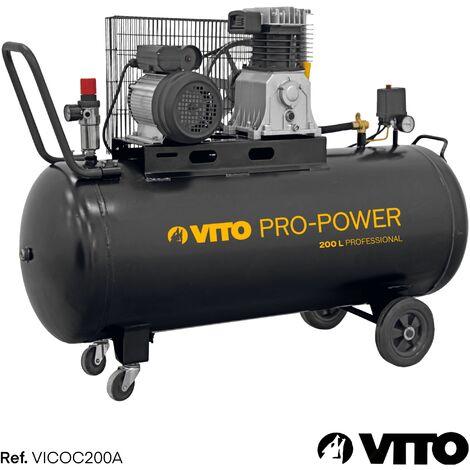 Kompressor 200 Liter 10-15 bar 230V VITO