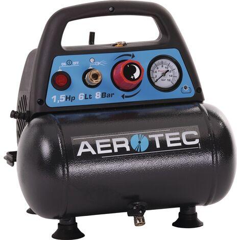Kompressor Aerotec Airliner 6 200l/min 1,1 kW 6l AEROTEC