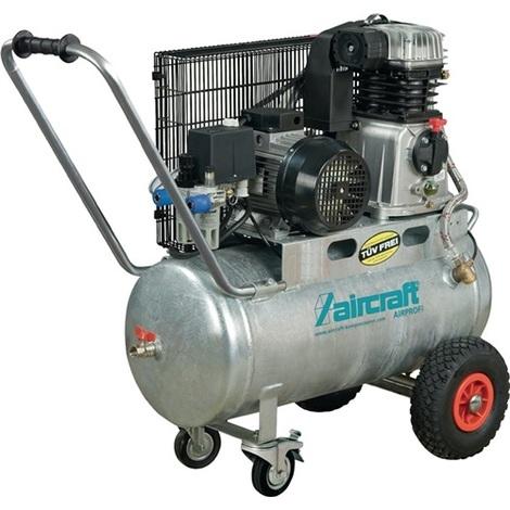 Kompressor Airprofi 503/100 510l/min 3 kW 100l AIRCRAFT