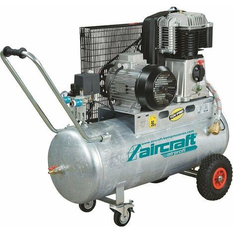 Kompressor Airprofi 853/100 850l/min 5,5 kW 100l AIRCRAFT