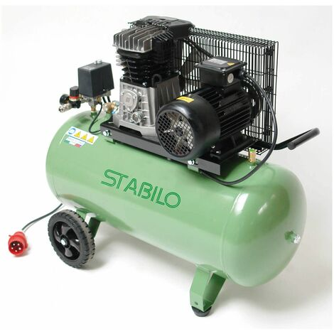 Kompressor Kolbenkompressor 100l 10 bar Druckluftkompressor 500/10/100 400V