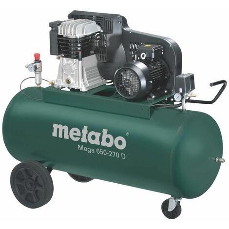 Kompressor Mega 650-270 D Karton