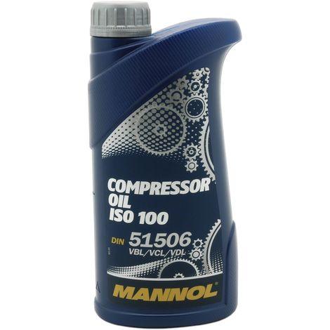 """main image of """"Kompressoröl 1 Liter ISO 100 Mannol"""""""
