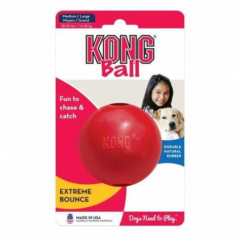 """main image of """"Kong ball medium/large"""""""