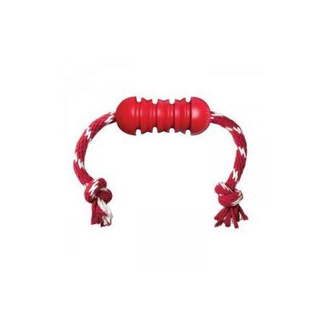 Kong dental small w/rope *** 1 jouet