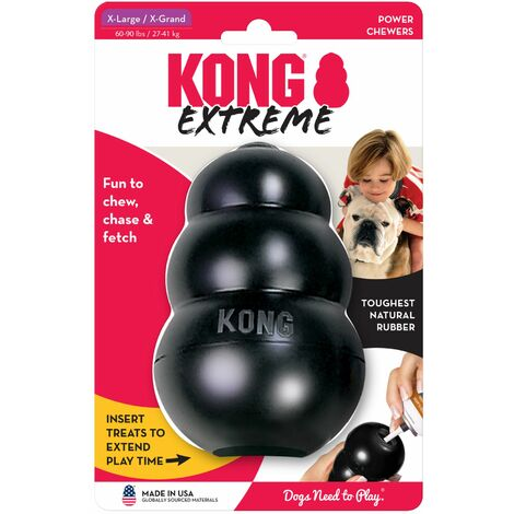 KONG Extreme Noir Taille : XL