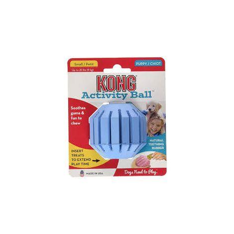 Kong puppy activity ball small 1 jouet