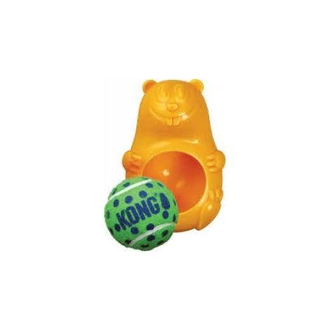 Kong tennis pals beaver large 1 jouet