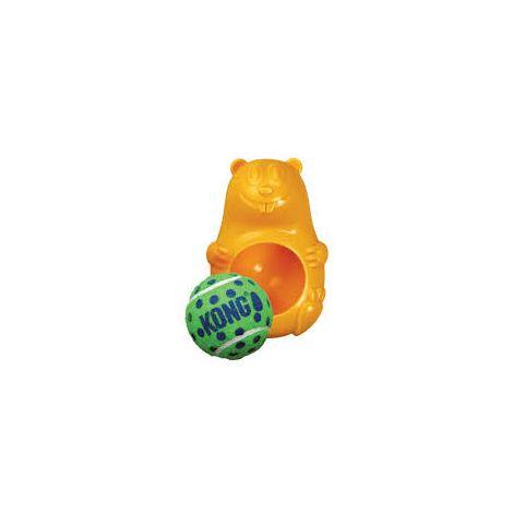 Kong tennis pals beaver small 1 jouet