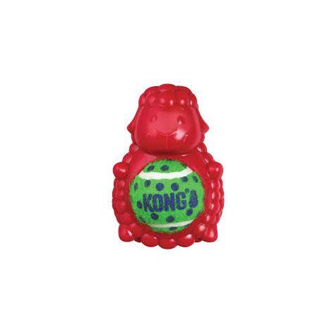 Kong tennis pals lamb large 1 jouet