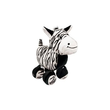Kong tennishoes zebra small 1 jouet