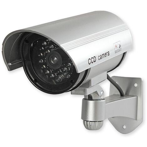 """main image of """"KONIG Caméra Factice de Surveillance - Intérieur / Extérieur - LED Rouge"""""""