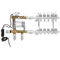 Konstantwertregler Verteilerregelstation FRG3020 für Fußbodenheiz. Vert. ohne Pumpe