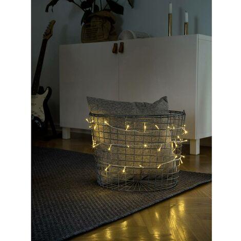 EasyMaxx Solar-LAMPADA-Fuochi d/'artificio Effetto-Argento Colori