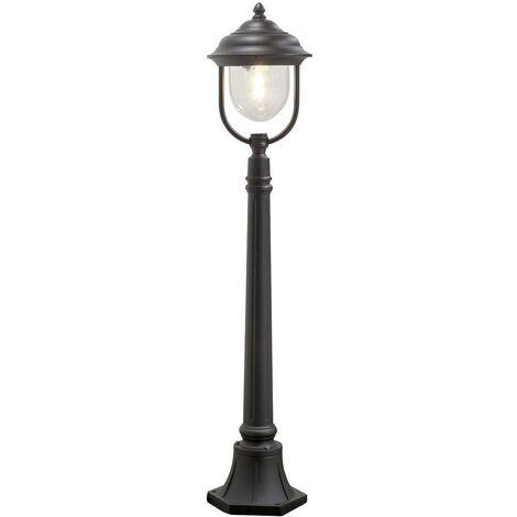 Konstsmide 7225-750 Parma Außenstandleuchte Energiesparlampe E27 75W Schwarz C78849
